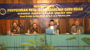 workshop guru besar