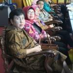 peserta kunjungan dari universitas sriwijaya