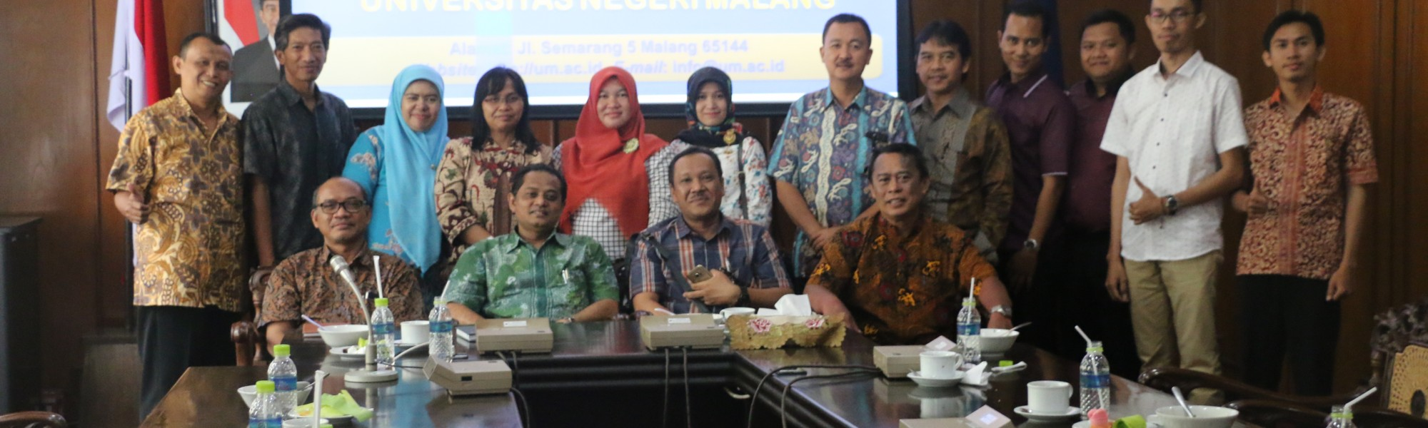 Photo Bersama Universitas Bengkulu